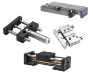 Numatics Linear Slides and Gantry