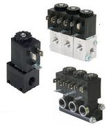 Spartan direct acting solenoid valves